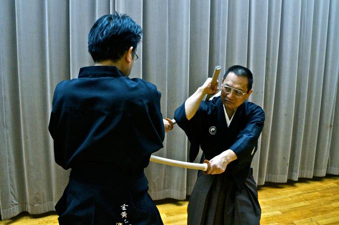 nitoryu kenjutsu