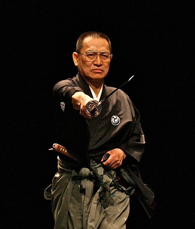 Mugai Ryu Soke